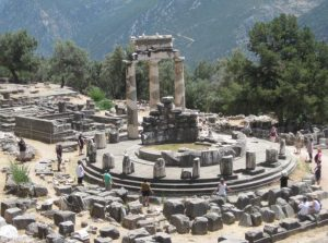 Athene-Apollon-temples-Delphi-Gaia-Travel