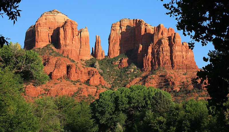 Sedona-Arizona-mountains